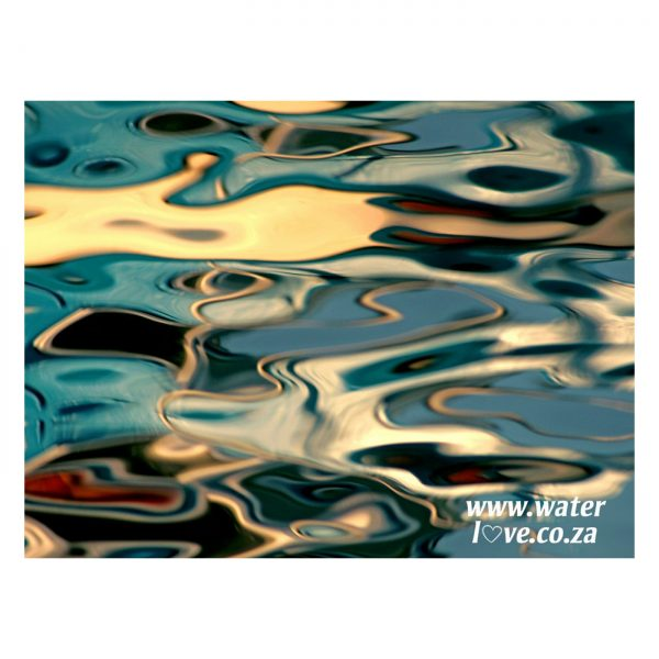 Abstract Water Reflection Photographs